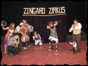 ZINGARO ZIRCUS